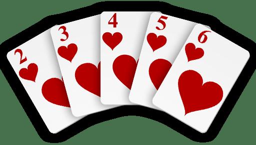 banner freeuse Poker hands video how. Cards clipart royal flush.