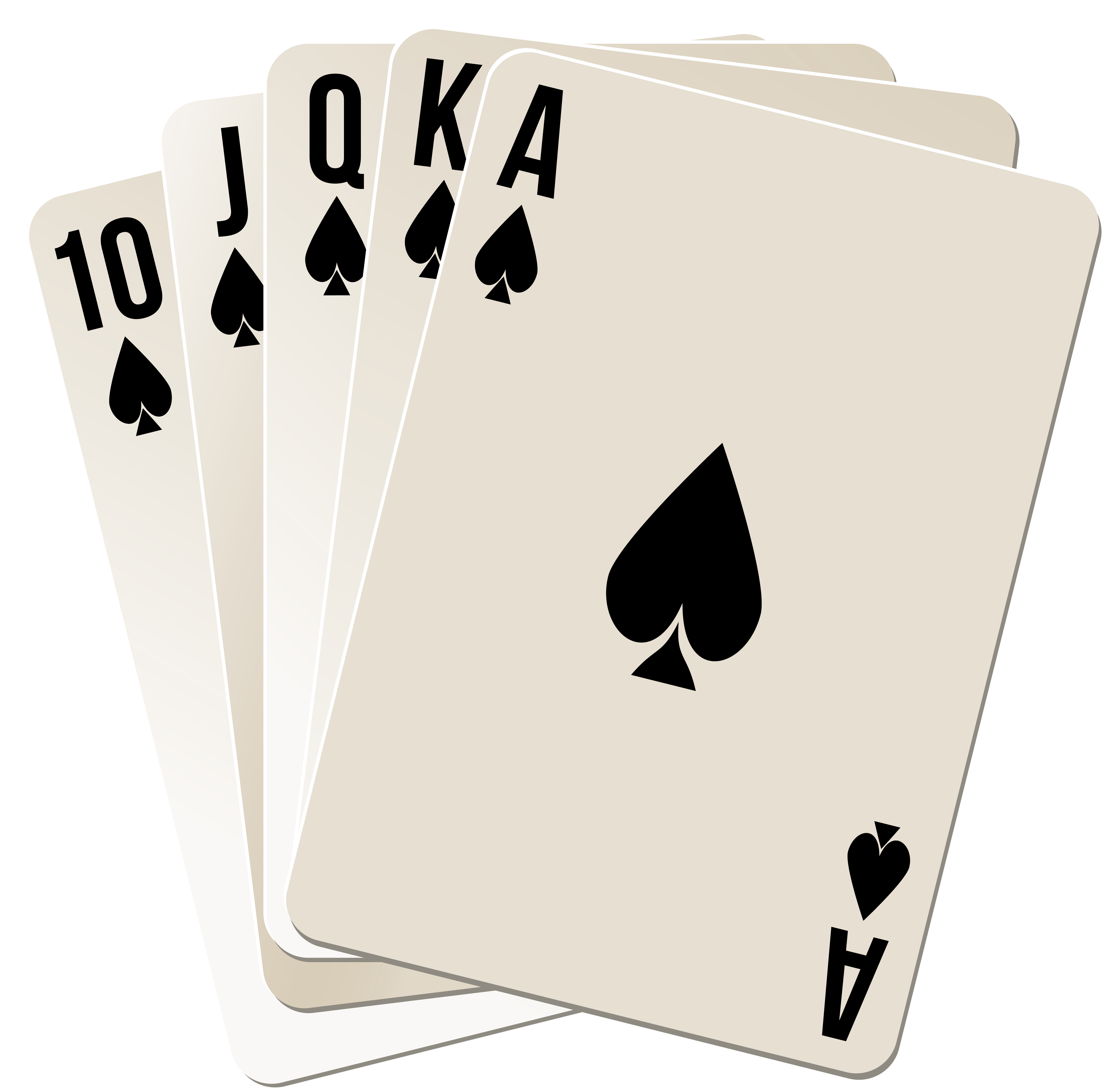 banner library Cards clipart royal flush. Free photo play playing.