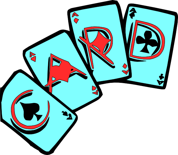 graphic freeuse stock Games clip art at. Cards clipart tournament.