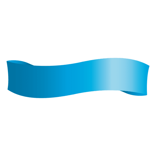 clip transparent library Ribbon transparent png svg. Vector blue wave