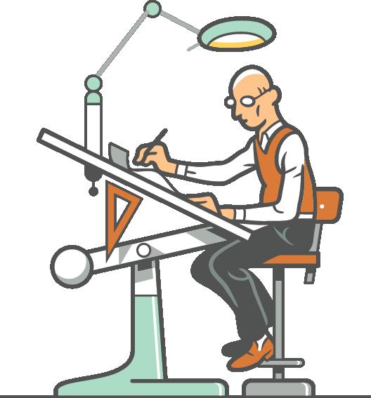picture royalty free Career clipart job. Illustrator stem jobs math.
