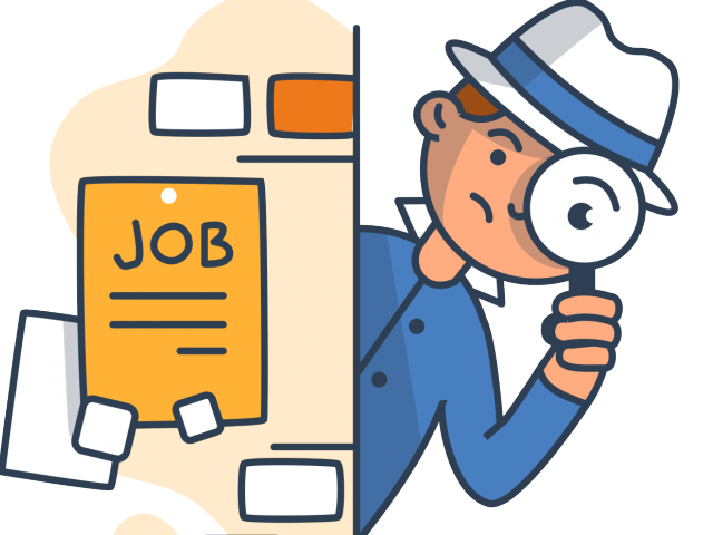 clip art freeuse library Careers clipart job announcement. Jobs free on dumielauxepices