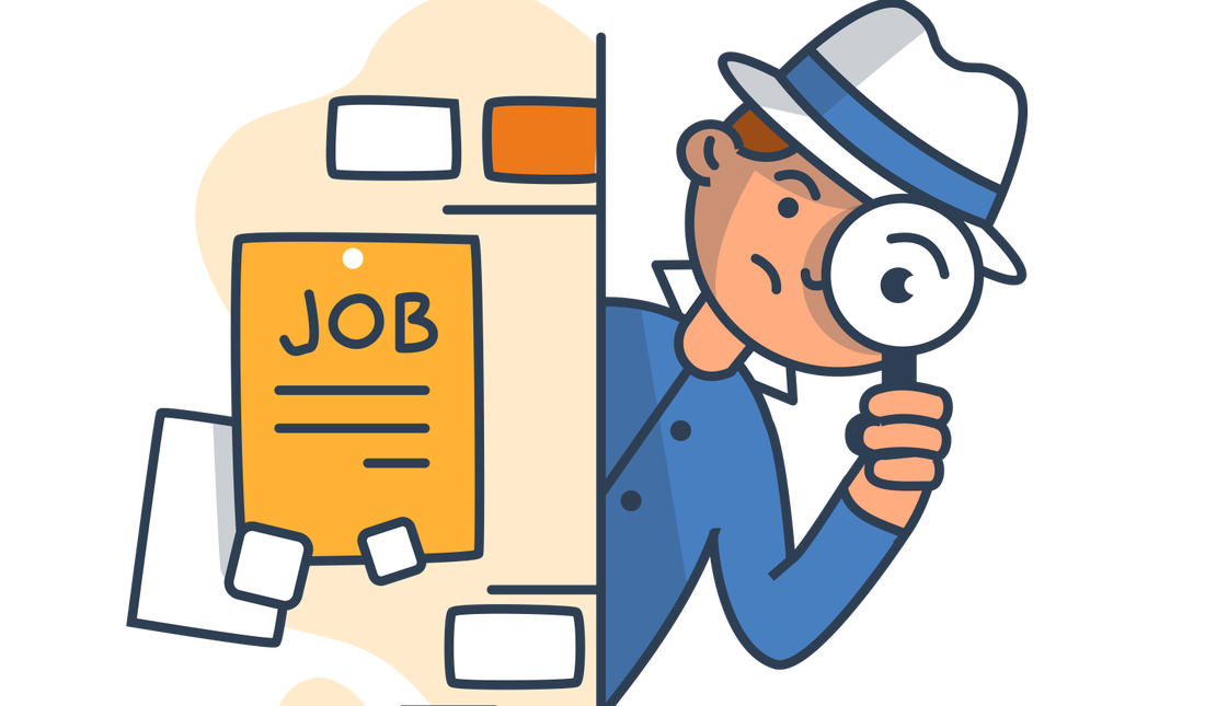 graphic freeuse Careers clipart job opening. Employrr best online search.
