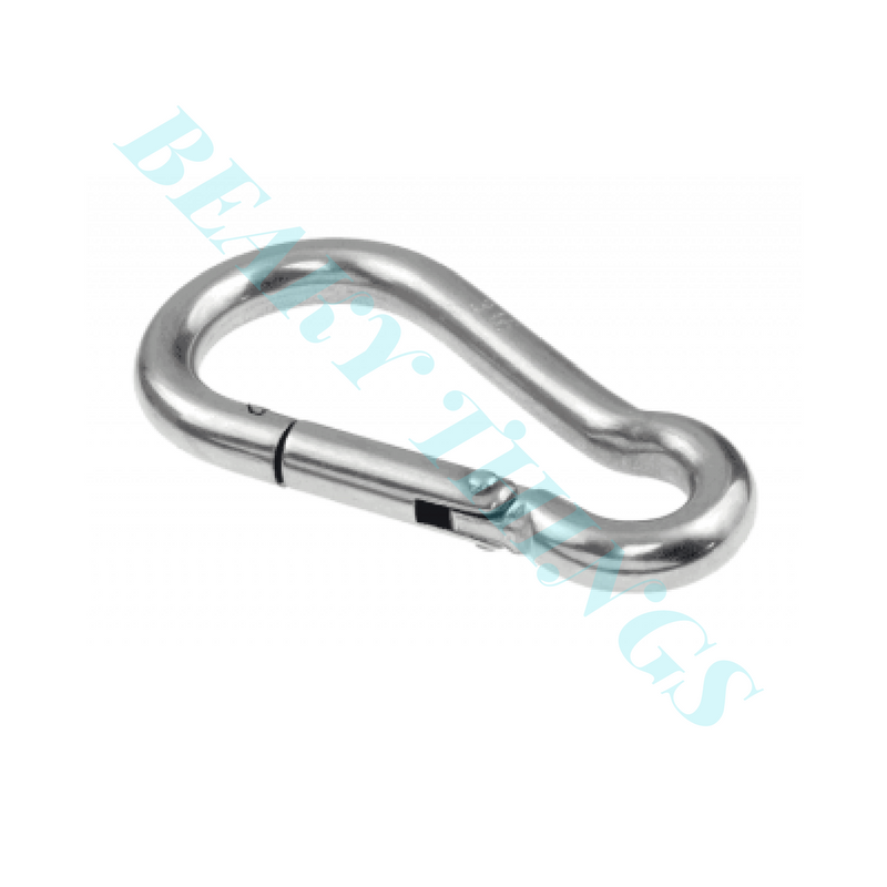 picture royalty free download Caribbean clip. Stainless steel carabina spring