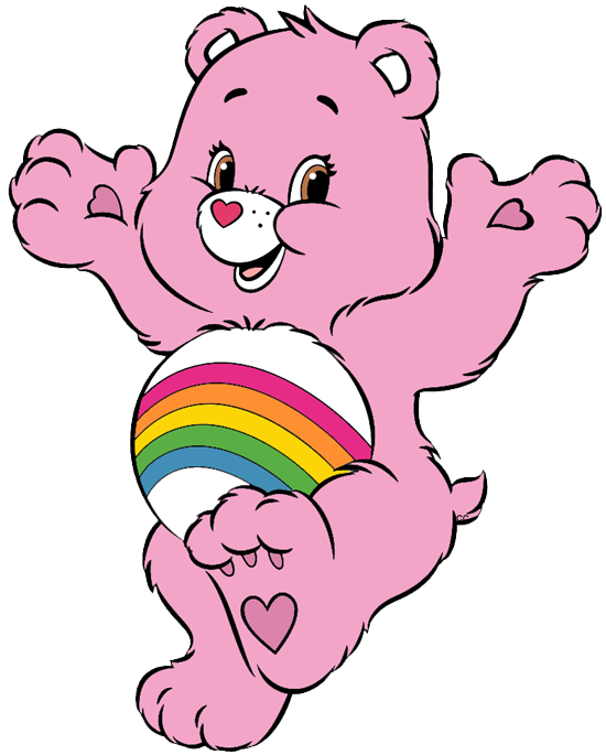 clipart stock Caring clipart. Care bears and cousins