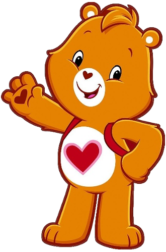 image free library Care bears png carebears. Caring clipart book.
