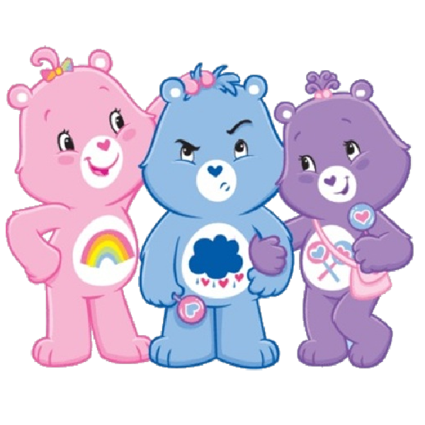 banner freeuse stock Caring clipart book. Care bears png carebears.