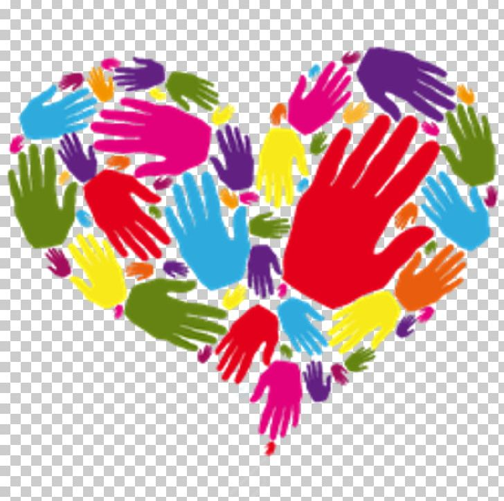 image black and white stock Heart hands llc companion. Caring clipart child care.