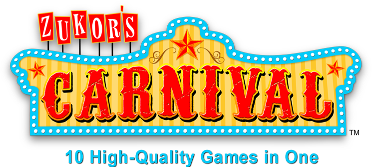 graphic transparent stock Carnival clipart carnival games. Zukor interactive s zukors.