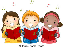 royalty free stock Carolers clipart indoctrination. Collection of free carolling.