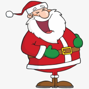 svg library Caroling village claus laughing. Carolers clipart santa.