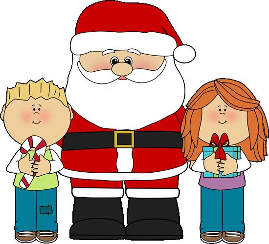 clip transparent download Child s christmas santa. Carolers clipart spirit
