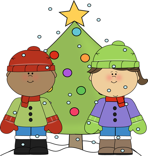 jpg black and white Caroling my cute graphics. Carolers clipart spirit