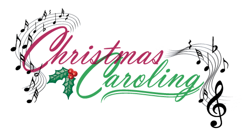 clip art royalty free library Caroling clipart. Christmas peace community church