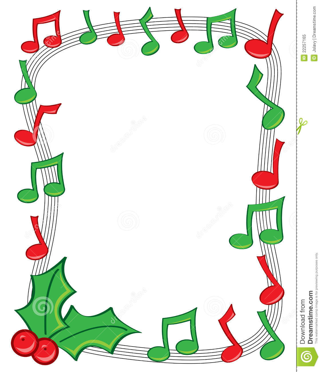 clip royalty free download Christmas choir free download. Caroling clipart border.
