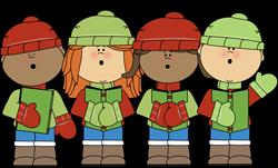 banner download Caroling clipart preschool. Christmas concert idea ideas.