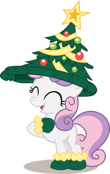 clip free library Sweetie belle goes by. Caroling clipart theme.