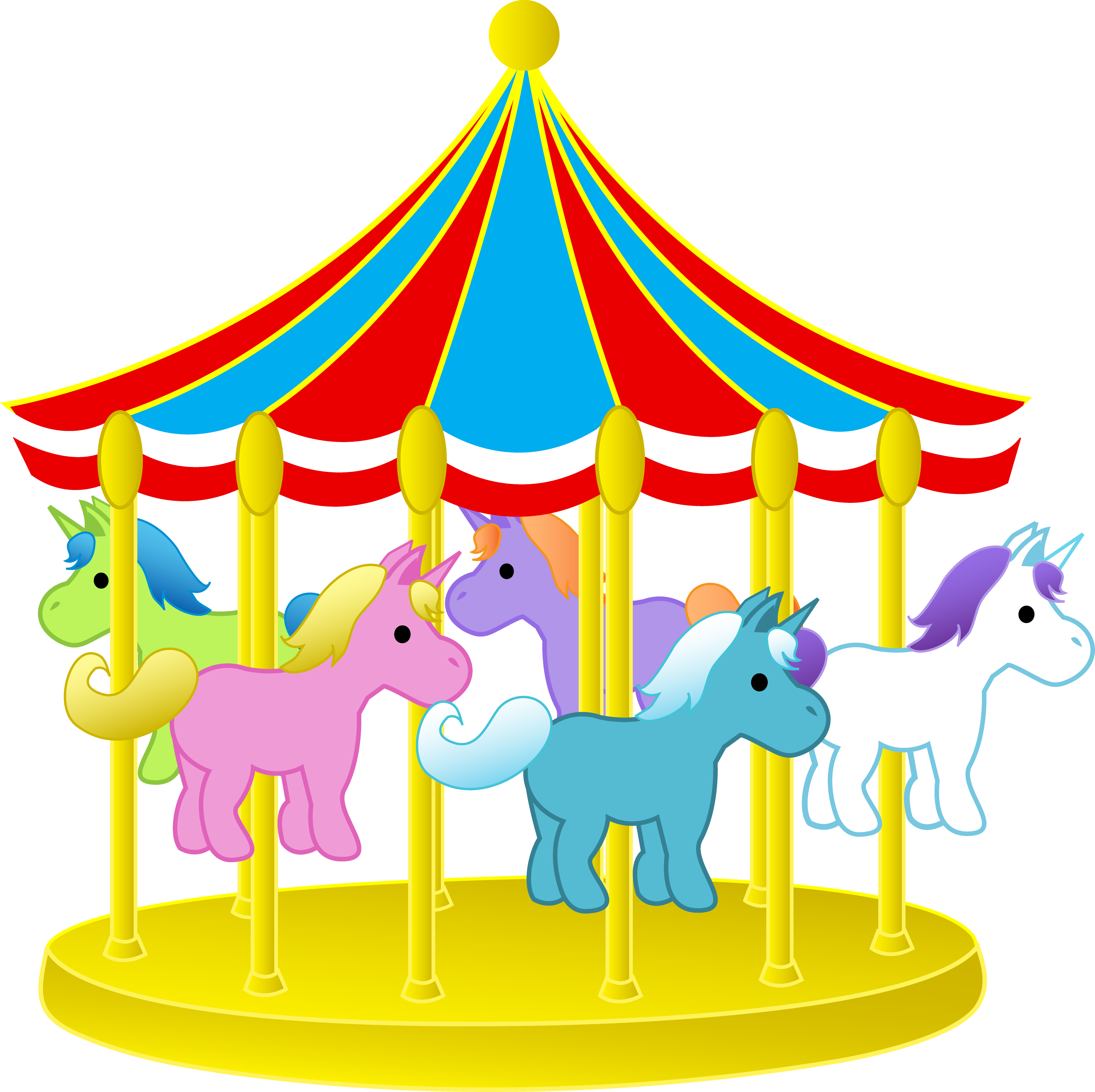 image library Carousel Clipart at GetDrawings