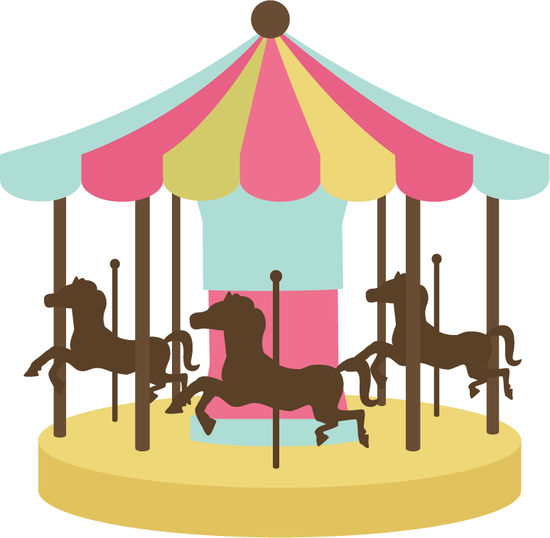 vector transparent Carousel Clipart