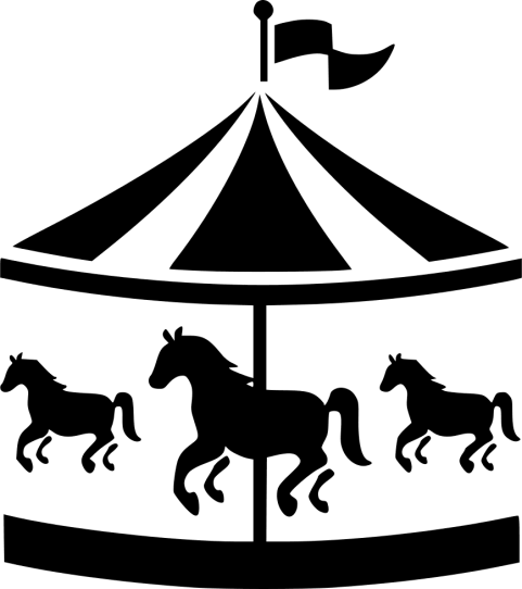 vector royalty free carousel png