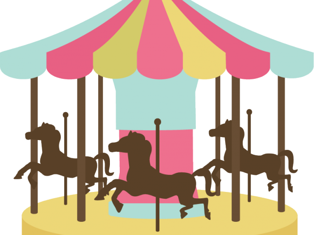 graphic freeuse stock Carousel clipart gold. Free on dumielauxepices net.