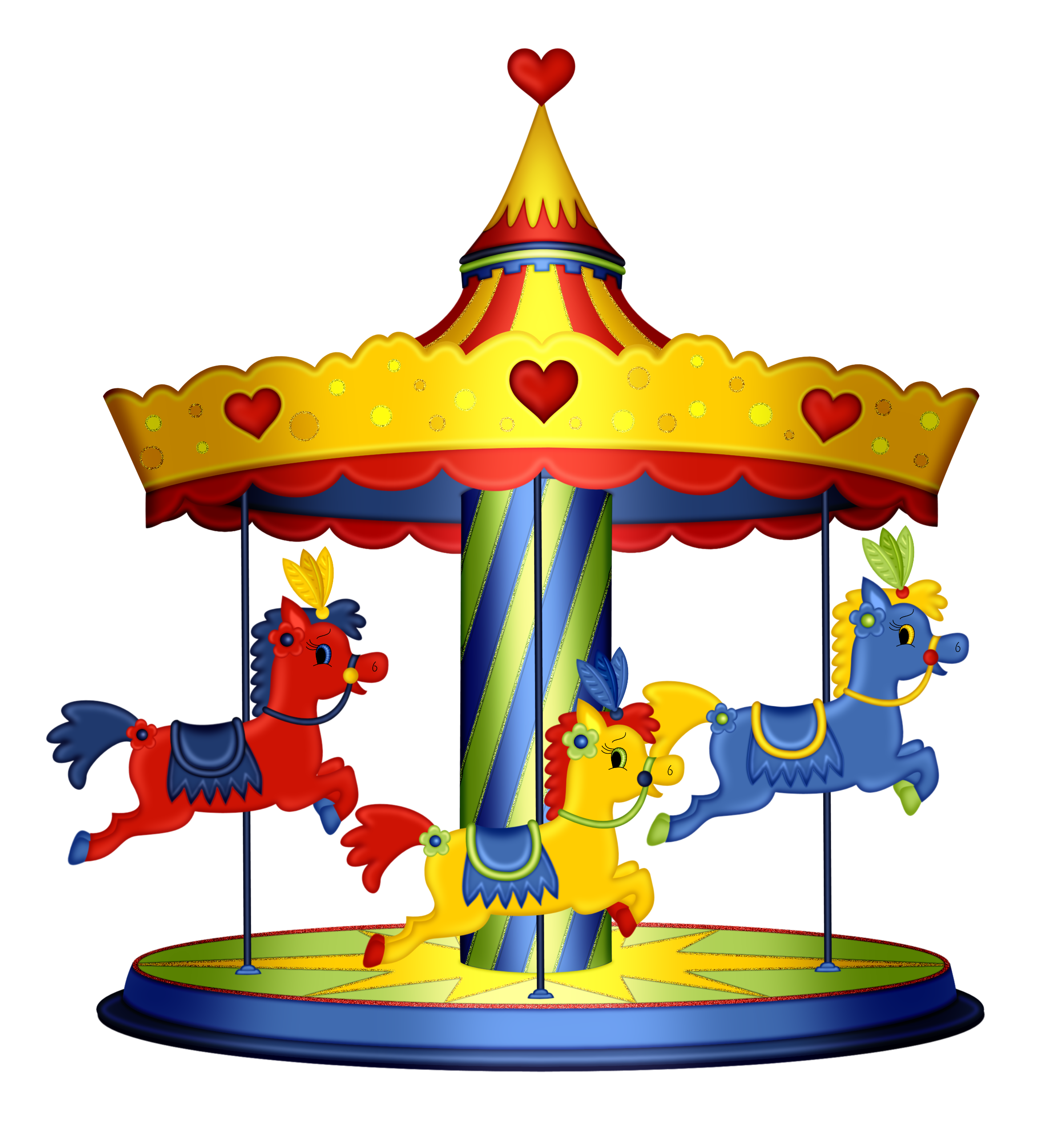 banner freeuse stock Bounce house orlando amusements. Carousel clipart kids carnival games.