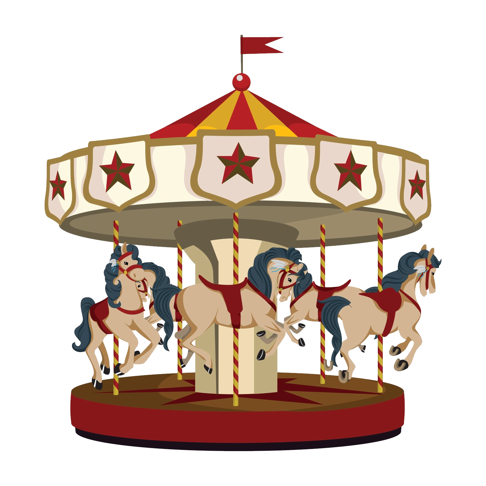svg royalty free stock Image purepng free transparent. Carousel clipart png.