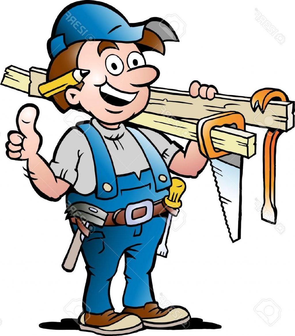 clip library download Station . Carpenter clipart
