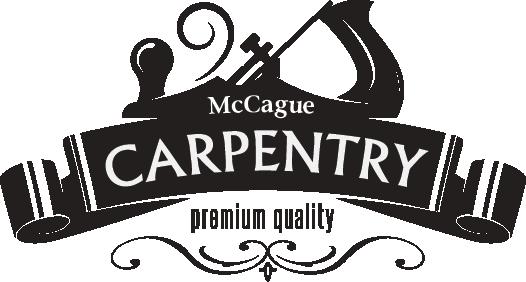 freeuse McCague Carpentry Logo