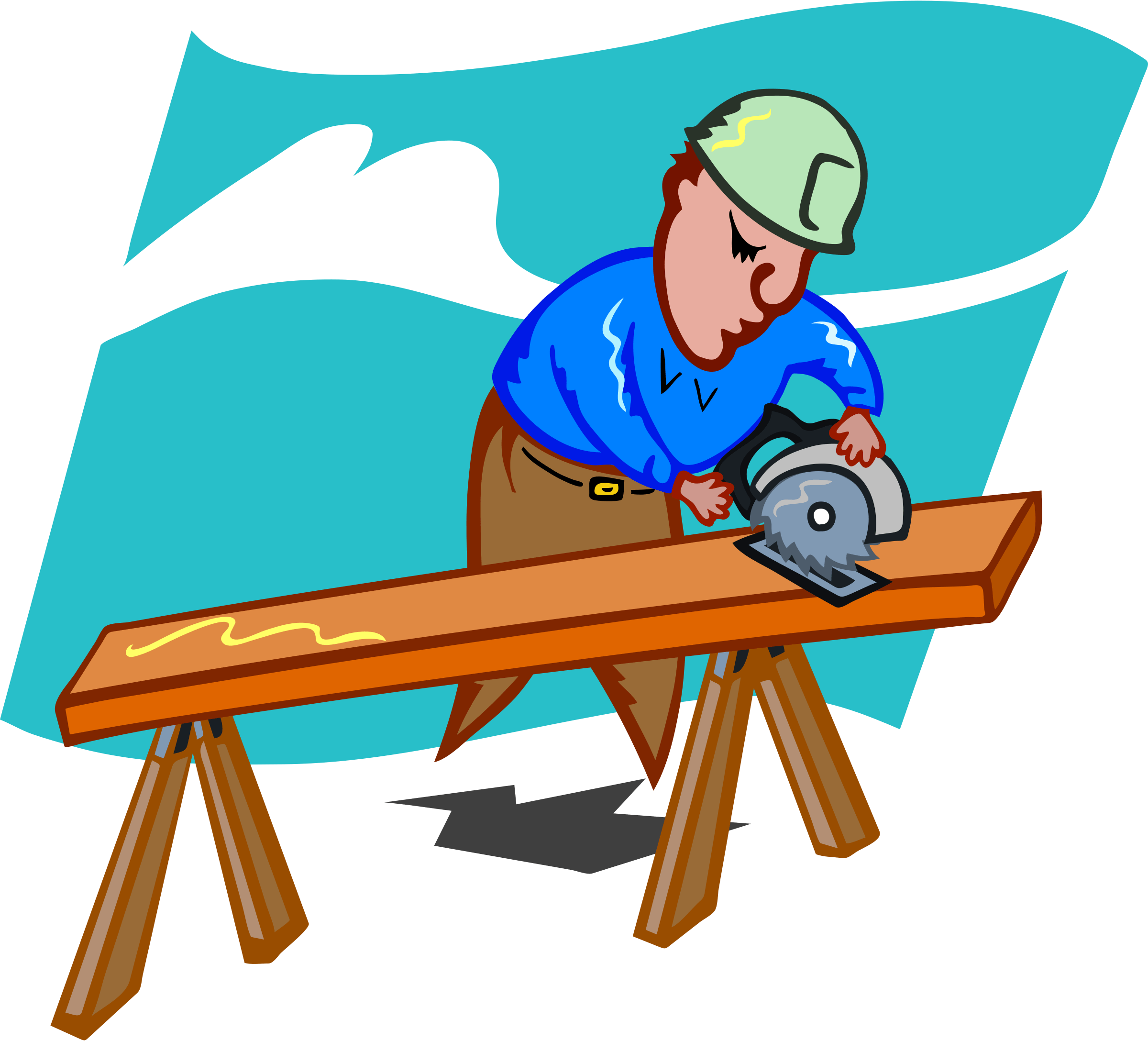vector library Carpenter clipart clipart professional