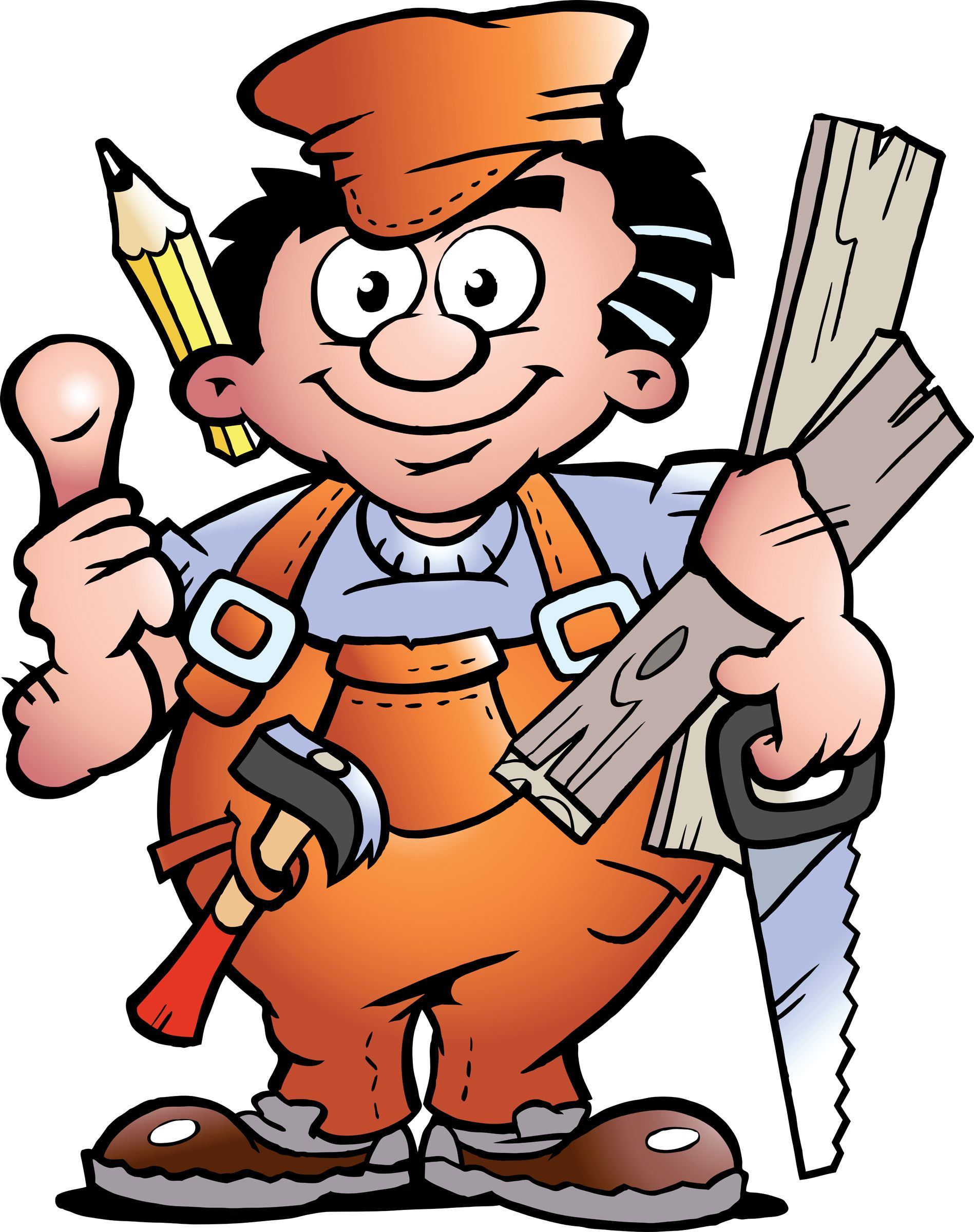 picture freeuse library Carpenter clipart hire. Winter is not that.