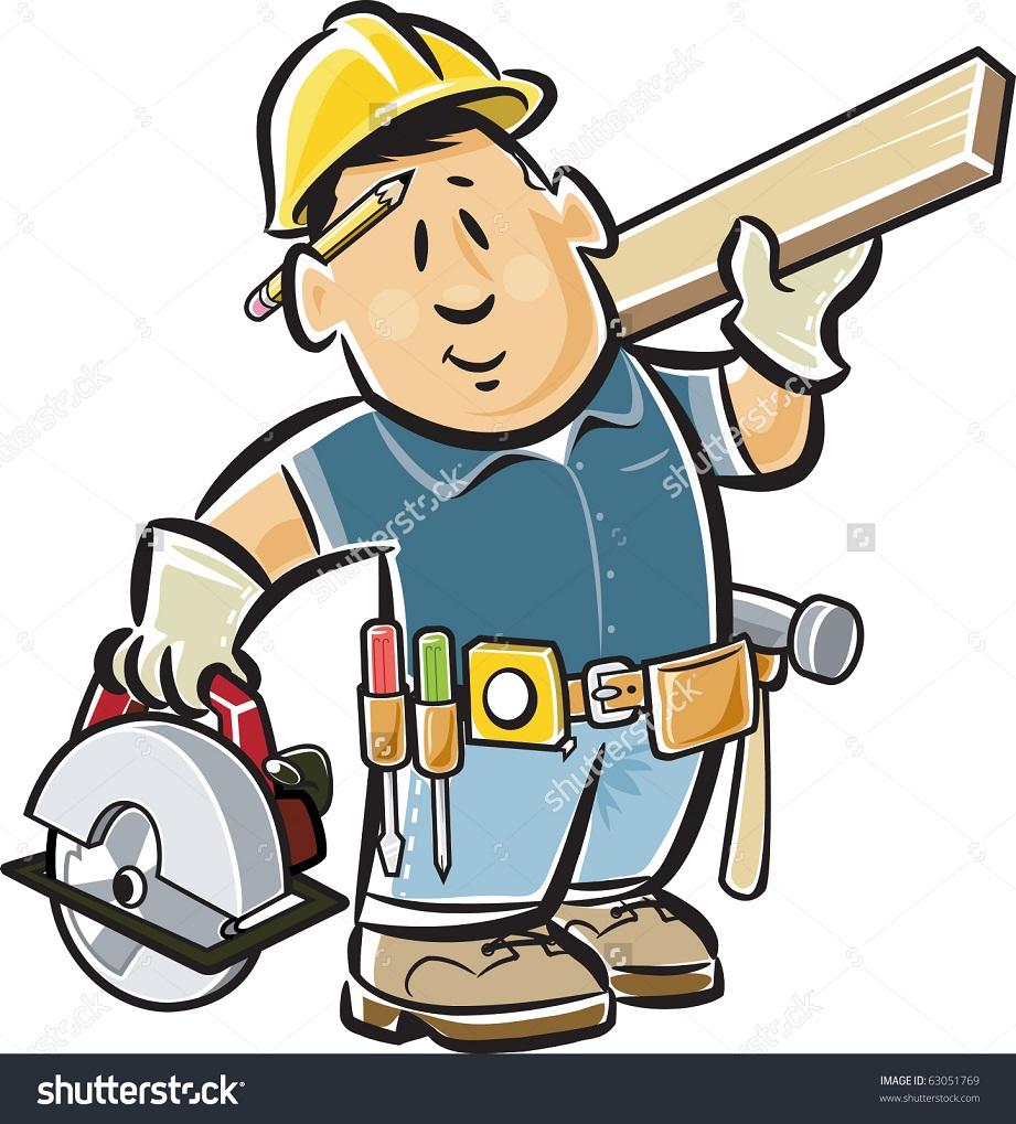 clip download Professional station . Carpenter clipart hire.