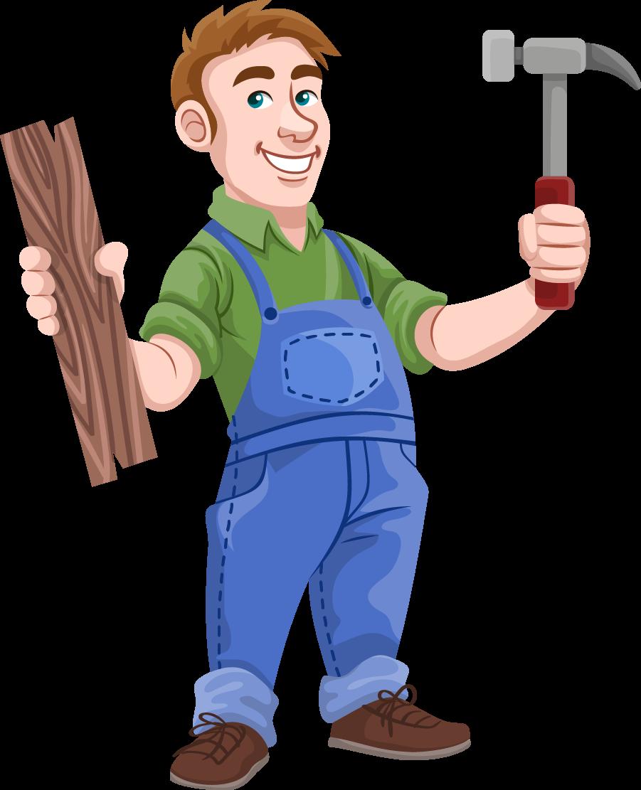 picture transparent download Carpenter Service