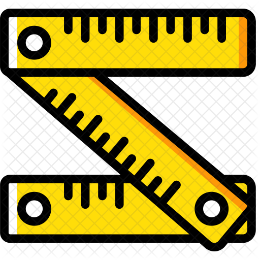 jpg black and white download Icon tools construction equipment. Carpenter clipart ruler.