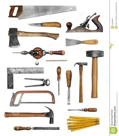 banner royalty free stock Carpentry clipart blacksmith tool.