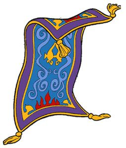 png stock Carpet clipart aladdin character. Magic .