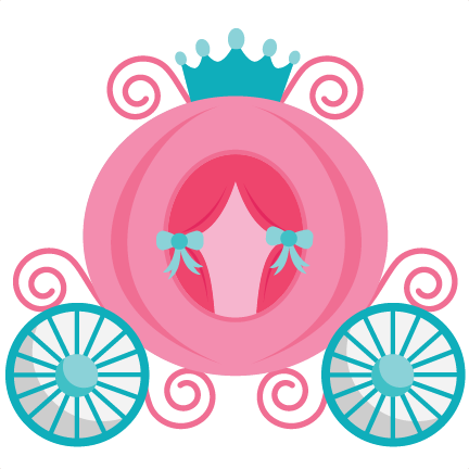 image royalty free stock Carriage clipart. Princess theme free on