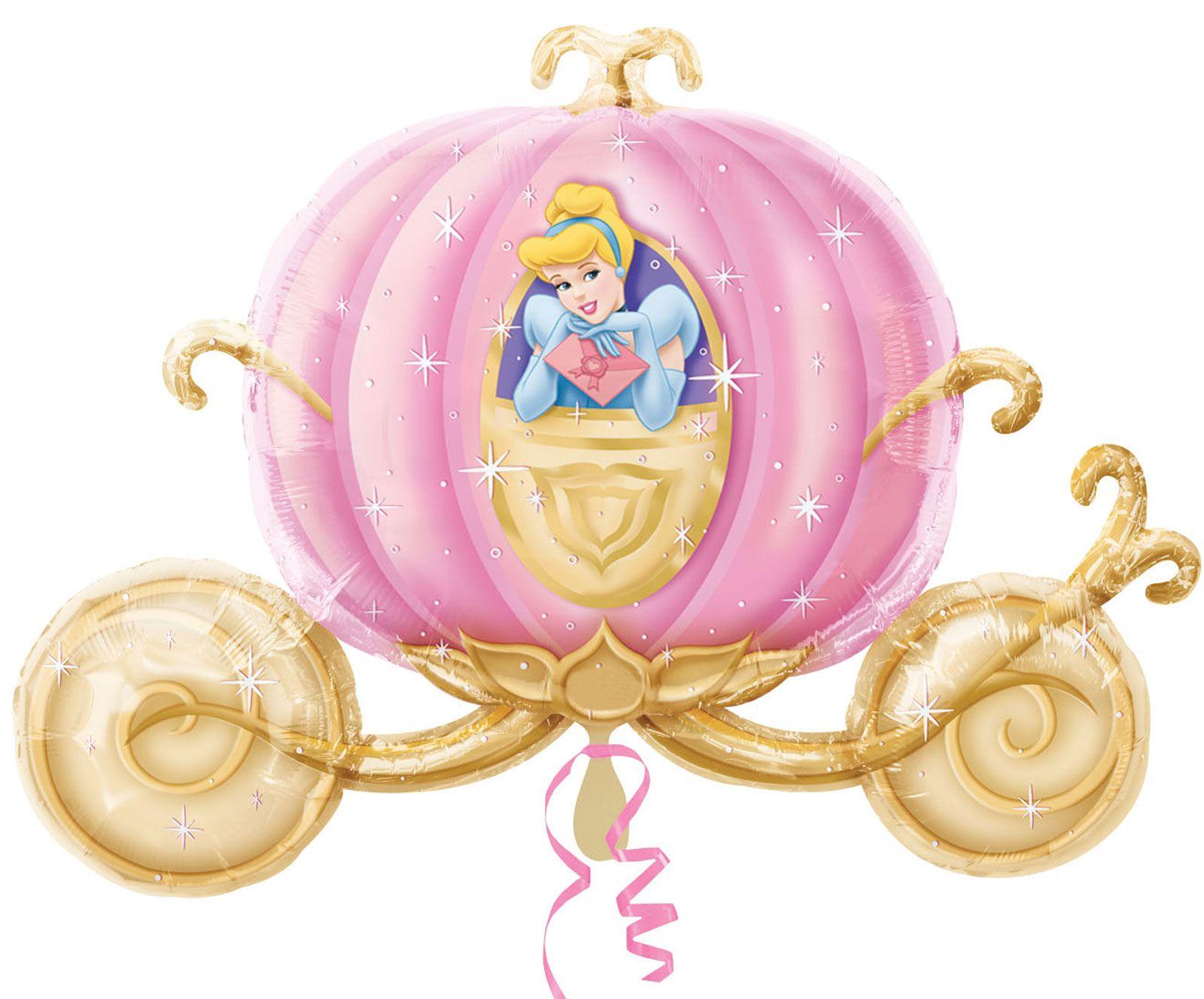 png free Disney princess shaped jumbo. Carriage clipart cinderella baby.