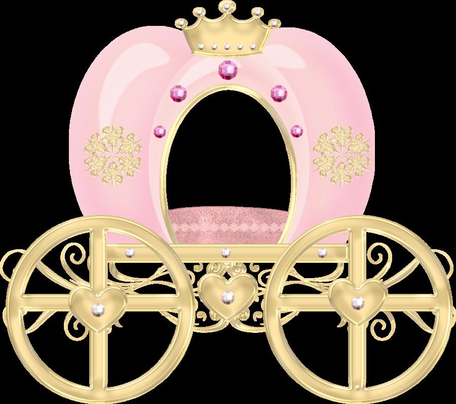 picture black and white stock Princesinhas minus princess printables. Carriage clipart cinderella baby.