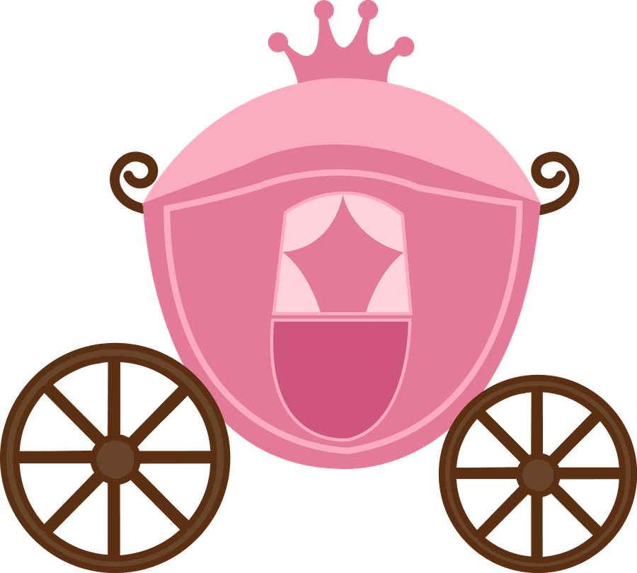 clipart free library The most awesome images. Carriage clipart cinderella baby.