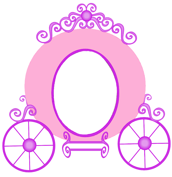clip art freeuse library Carriage clipart hand mirror. Princess clip art and.