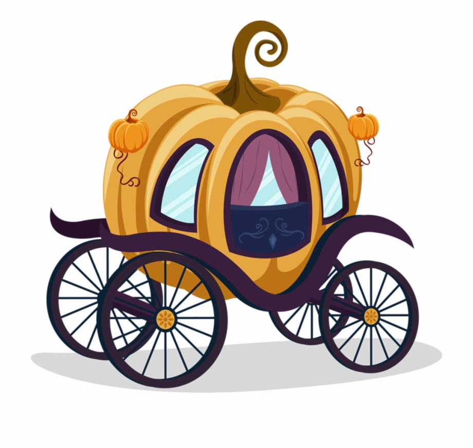 vector black and white download Cinderella cartoon chariot png. Carriage clipart hand mirror.