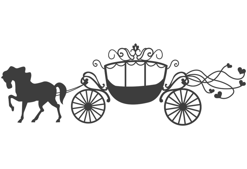 clip art free library Carriage clipart hand mirror. Image result for carruajes.