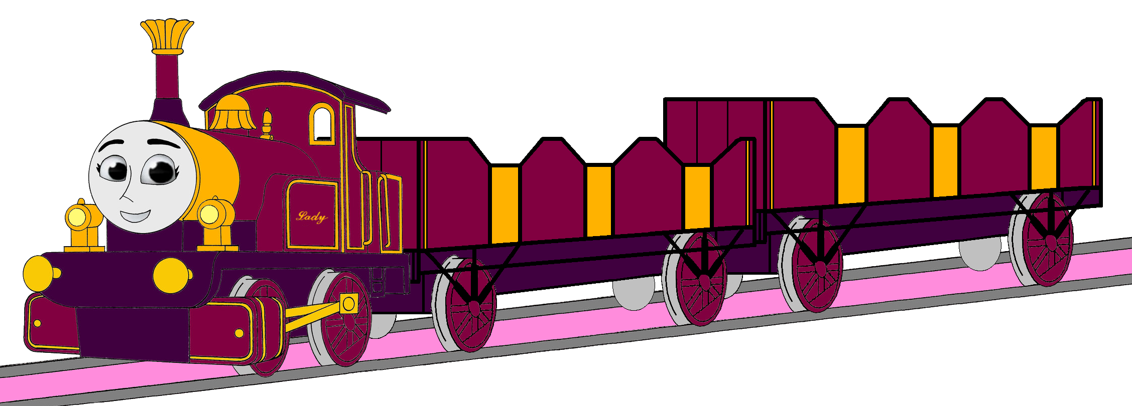 image download The railway series images. Carriage clipart wallpaper.