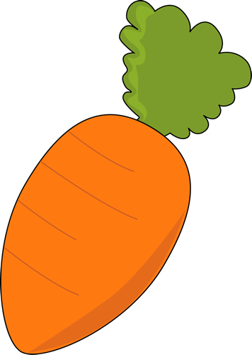 svg freeuse stock Clip art image. Carrot clipart.