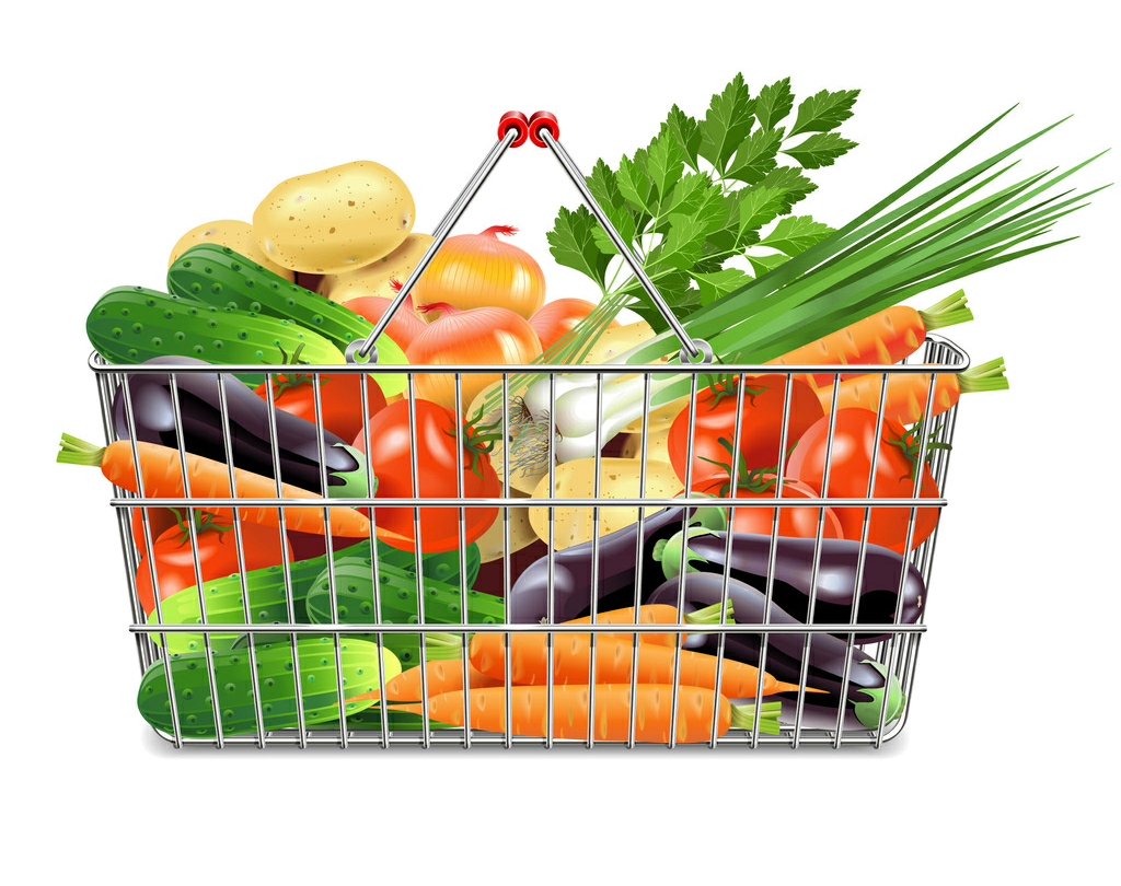 graphic stock Supermarket Shopping cart Clip art