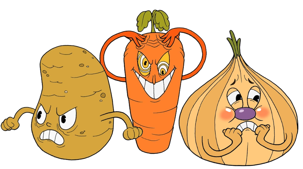 picture transparent Carrot clipart edible root. Pack on scratch .