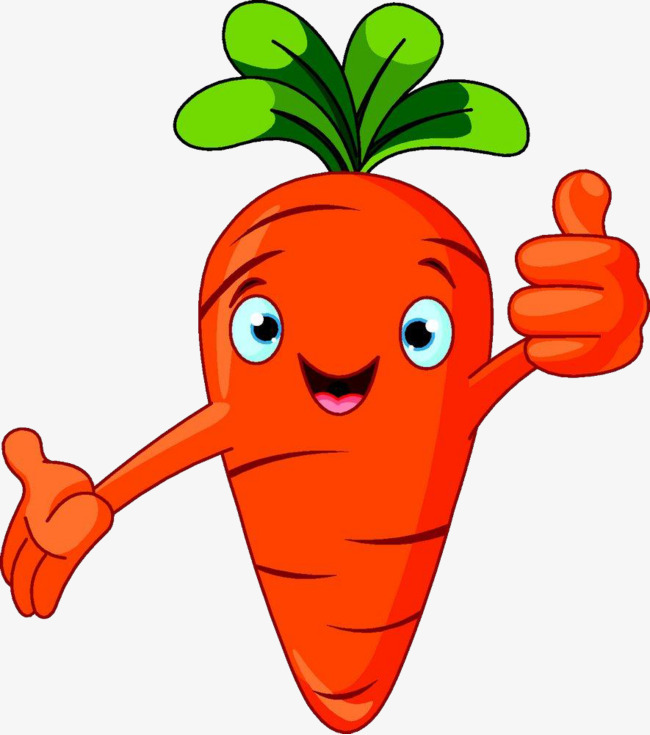 royalty free Carrot clipart file. Cartoon sticks of food.