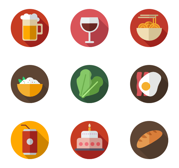 picture royalty free download Rustic vector. Vegetable icons free circle