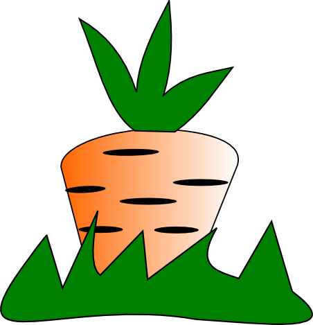 png freeuse stock Carrot Patch pring